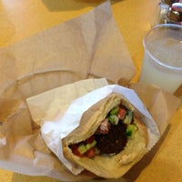 Photo taken at Kabab Burger by Beth Ann G. on 8/25/2013