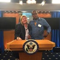Photo taken at U.S State Department by Mac-Jordan D. on 7/22/2015