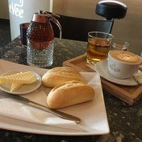 Photo taken at Café TeeVee by Ili 🖤 on 2/27/2017