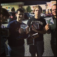 Photo taken at Gamestop by Alex T. on 10/12/2013