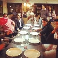 Photo taken at Jota's Grill & Restaurante by Clovis C. on 6/9/2013