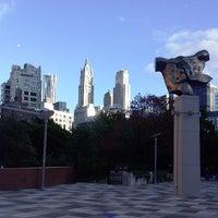 Photo taken at Borough of Manhattan Community College (BMCC) by Кремлин П. on 9/14/2013