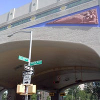 Photo taken at Ocean Parkway And Ave M by Кремлин П. on 7/3/2017
