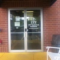 Photo taken at ITT Technical Institute by Zachary C. on 9/17/2012