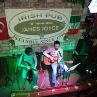 Photo taken at Irish Pub The James Joyce by Yiğit Y. on 3/5/2013