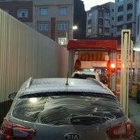 Photo taken at Atışalanı Shell by Ahmet Ç. on 2/17/2017