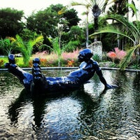 Photo taken at Miami Beach Botanical Garden by Jamar L. on 10/26/2012