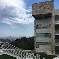 Photo taken at The Getty Center by Eric H. on 6/25/2017