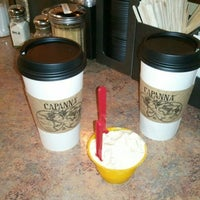 Photo taken at Capanna Coffee by Jessica N. on 1/26/2013
