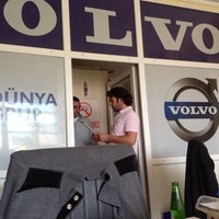 Photo taken at Dünya Volvo Yedek Parça by Kenan A. on 10/2/2013