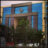 Photo taken at Ateneo de Davao University by Dryll B. on 5/10/2013