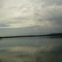 Photo taken at Diamond Hill Reservoir by Julie D. on 10/23/2012