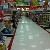 Photo taken at SuperTarget by Keith N. on 12/5/2012