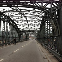 Photo taken at S Hackerbrücke by werner s. on 4/21/2013