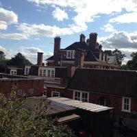 Photo taken at Hunton Park by werner s. on 8/17/2014