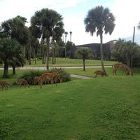 Photo taken at Alaqua Country Club by Gene M. on 9/15/2013