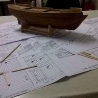 11/7/2012 tarihinde Alper K.ziyaretçi tarafından Gemi İnşaatı ve Deniz Bilimleri Fakültesi'de çekilen fotoğraf