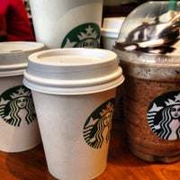 Photo taken at Starbucks by Lilly R. on 9/23/2012