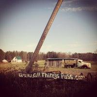 Photo taken at Good Farm by Stephanie B. on 11/23/2012