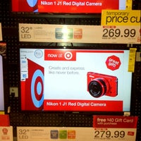 Photo taken at Target by K C. on 12/23/2012