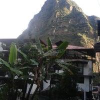 Photo prise au Hotel La Cabaña Machupicchu par Freddy le5/19/2014