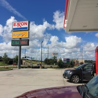 Photo taken at Exxon by Jeffrey M. on 10/18/2016