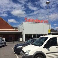 Photo taken at Sainsbury's by NB on 7/4/2016