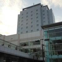 Photo taken at Yamagata Station by Tetsuo T. on 12/17/2012