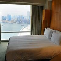 Photo taken at Grand Hyatt Hong Kong by Robert B. on 10/11/2012