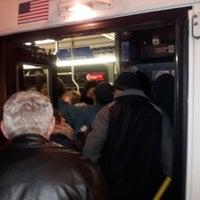 Photo taken at CTA Bus 155 by Jack L. on 11/6/2012