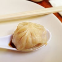 Photo taken at Shanghai Dumpling King by Grace C. on 1/13/2013