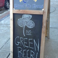 Photo taken at 8th Street Ale Haus by Theron P. on 3/17/2013