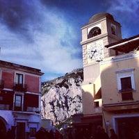 1/23/2013にRiccardo E.がPiazza Umberto Iで撮った写真