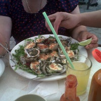 """Photo taken at Mariscos """"Tia Licha"""" by Yazzy V. on 5/11/2013"""
