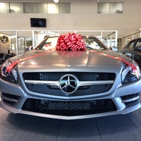 Photo Taken At Mercedes Benz Of Plano By Daniel M. On 12/16 ...