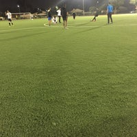 Photo taken at Third Street Football Field by Fahad 1. on 12/4/2017