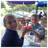Photo taken at Brickside Grille by Lindsay L. on 8/26/2013