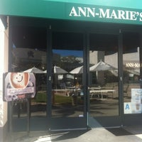 Photo taken at Ann Marie's Coffee House by Becky C. on 10/27/2012