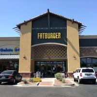 Photo taken at Fatburger by Sham K. on 5/23/2013