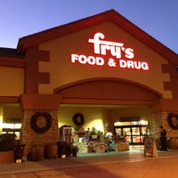 Photo taken at Fry's Food Store by Sham K. on 12/10/2012