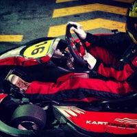Photo taken at Kartdrome at Autodrome by Maitha H. on 2/14/2013