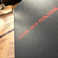 Photo taken at Legal Sea Foods by Scott D. on 3/17/2013