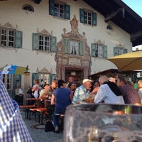 Photo taken at Marktfest Prien am Chiemsee by Susanne W. on 8/17/2014