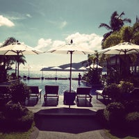 Photo taken at Serenity Resort & Residences Phuket by Dennis C. on 10/12/2012