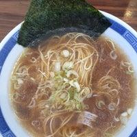 Photo taken at らぁ麺SHOP hide by KOJI M. on 5/16/2015