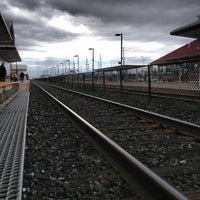 Photo taken at Oakville GO Station by Andrew G. on 11/3/2012