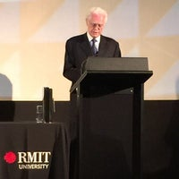 Photo taken at RMIT Capitol Theatre by Cbngal on 12/4/2014