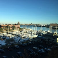 Photo taken at Residence Inn Boston Harbor on Tudor Wharf by Craig J. on 12/6/2015