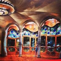 4/11/2013에 Samir I.님이 Casa Batlló에서 찍은 사진
