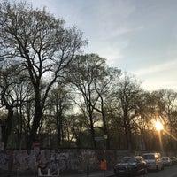 Photo taken at Alter Garnisonsfriedhof by Sebastian D. on 4/3/2017